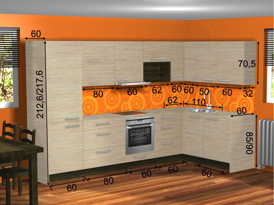 Köögimööbel Carmen 4PLXP