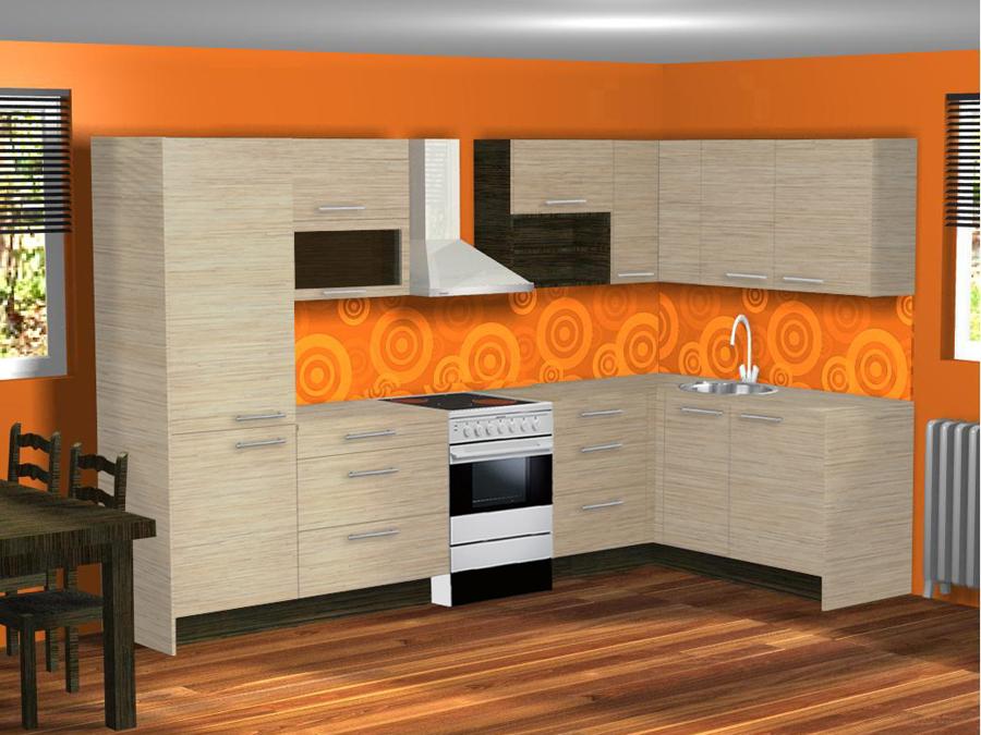 Köögimööbel Carmen 4PK