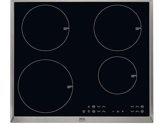 Integreeritav pliidiplaat AEG HK634200XB