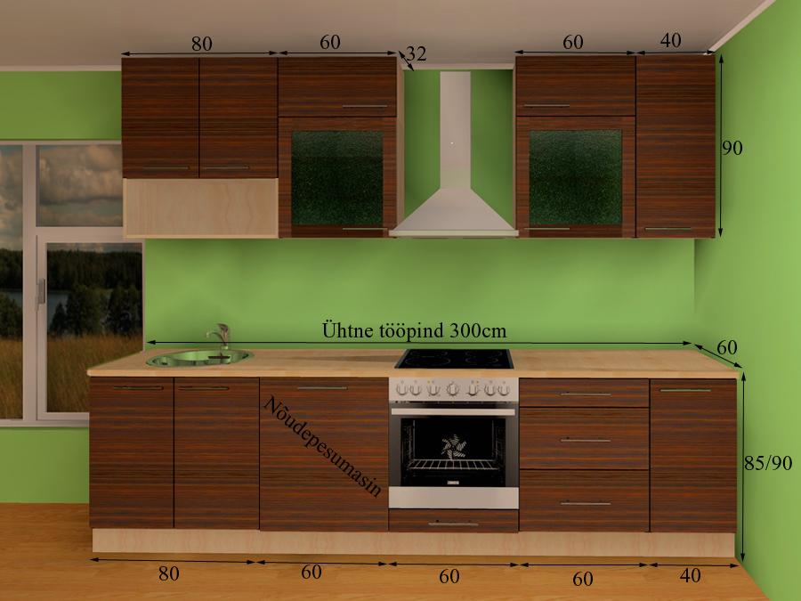 Köök Luisa PLN