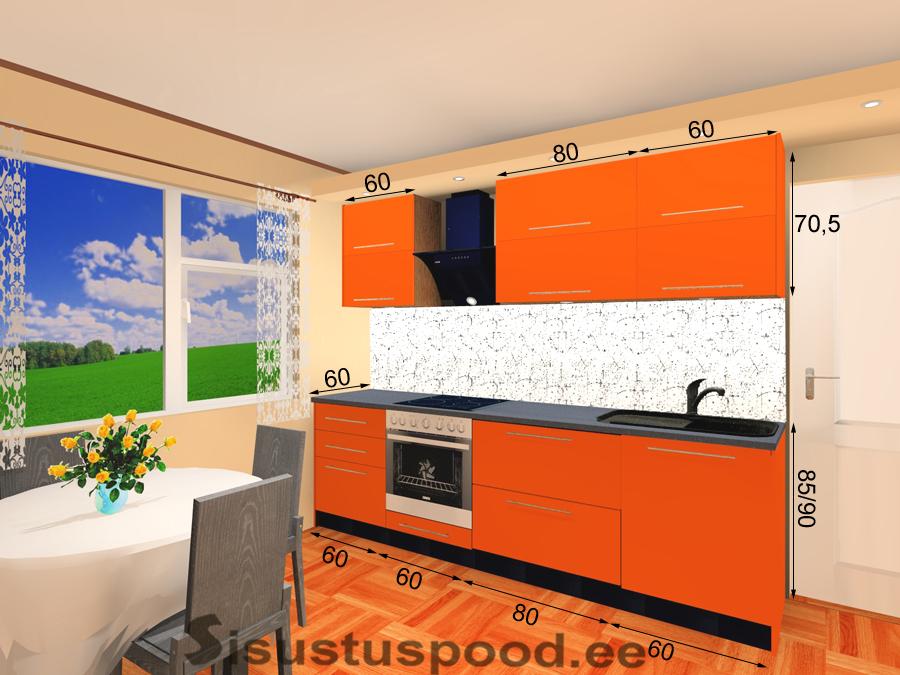 Köök Liisa 2PL