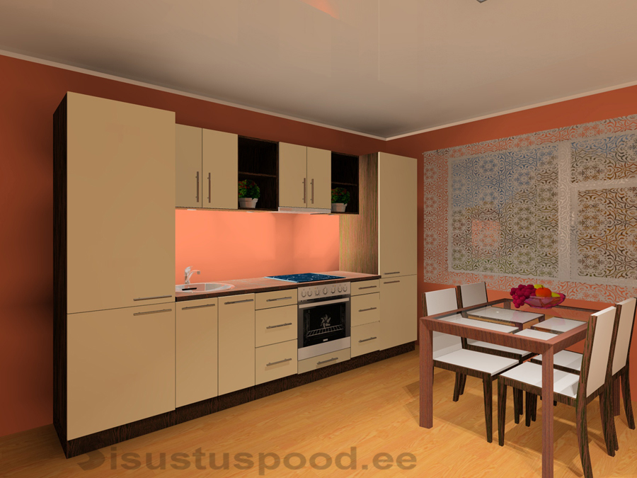 Köögimööbel Liisa 2PP