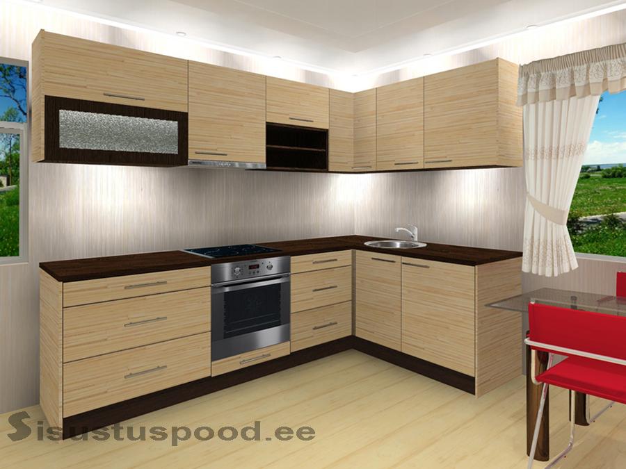 Köögimööbel Carmen 4PLXK