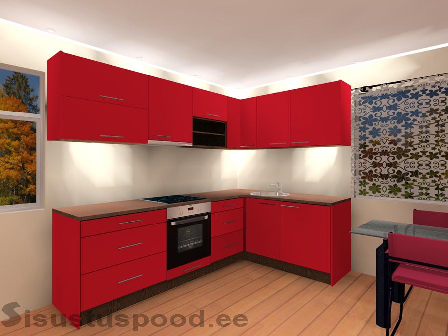 Köögimööbel Carmen 4PLX