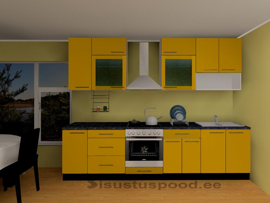 Кухня Luisa PL
