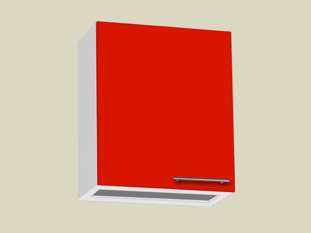 Nõuderesti kapp 1 uksega (kõrgus 70,5cm)