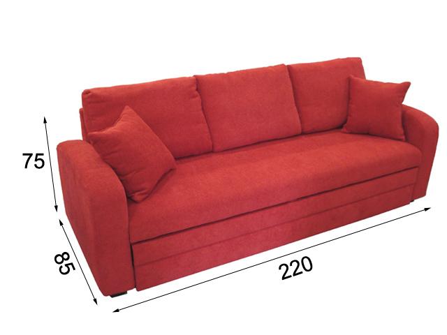 Диван-кровать Senaator