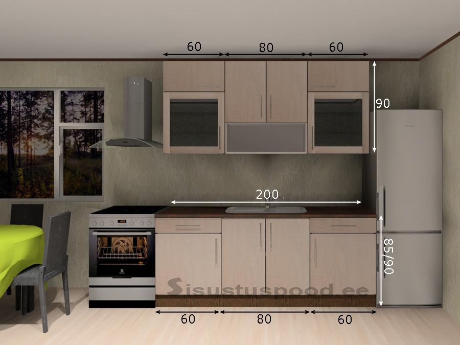 Köök Luisa mini