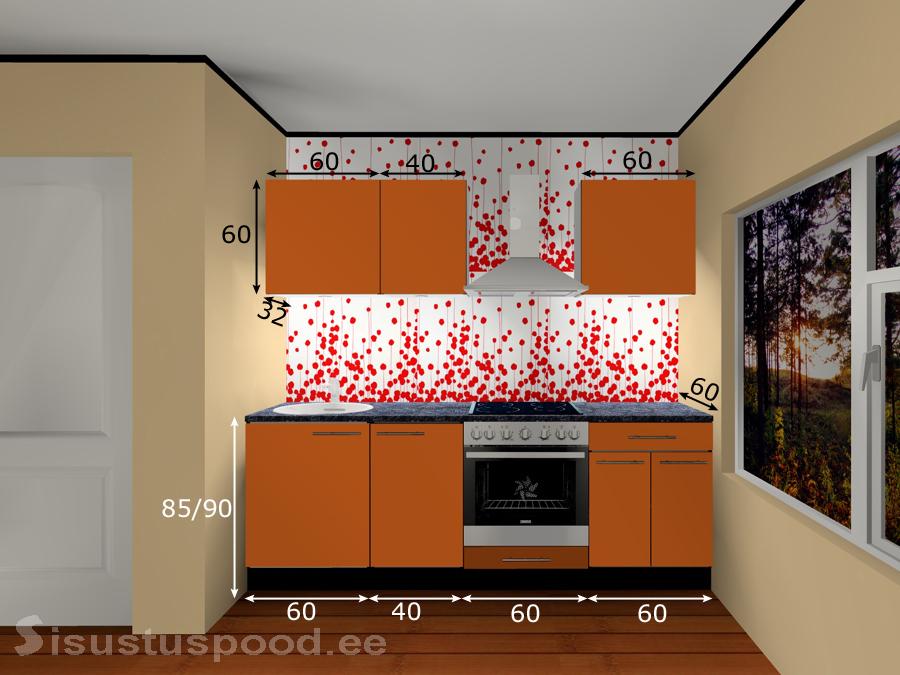 Köök Kaisa 2 mini