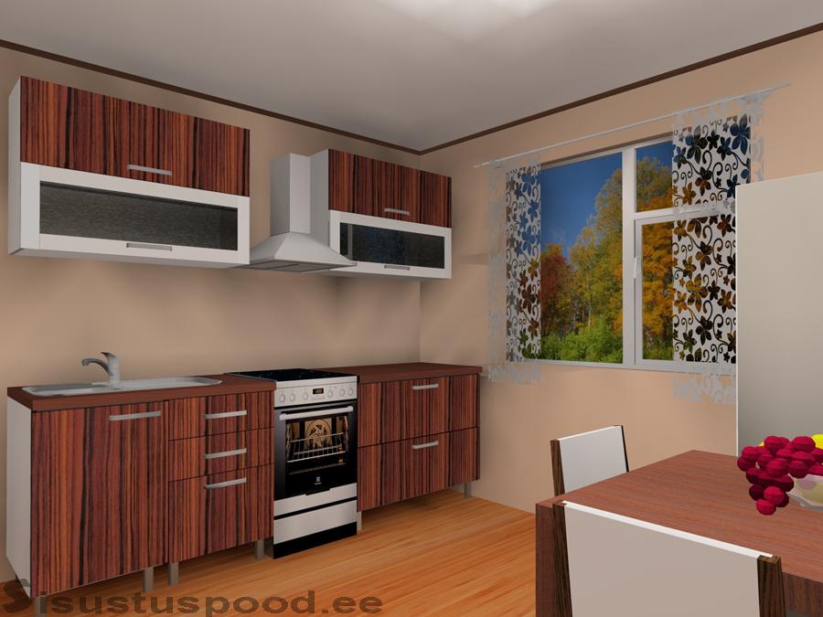 Köögimööbel Linda 1