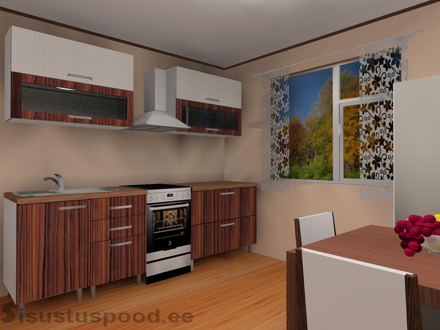 Кухня Linda 1