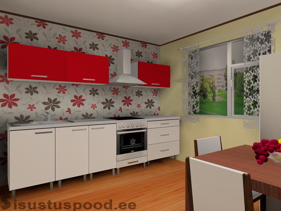 Köögimööbel Linda 3 PL