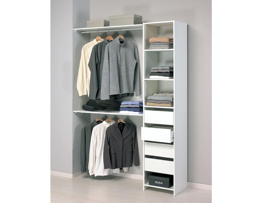 Garderoobisüsteem Ide´Plus