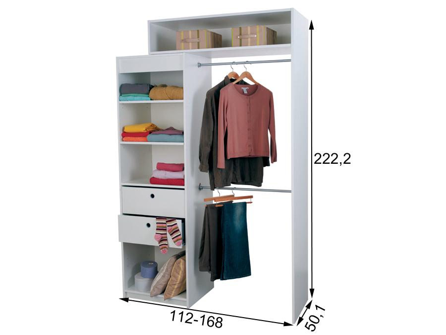 Garderoobisüsteem Extensible
